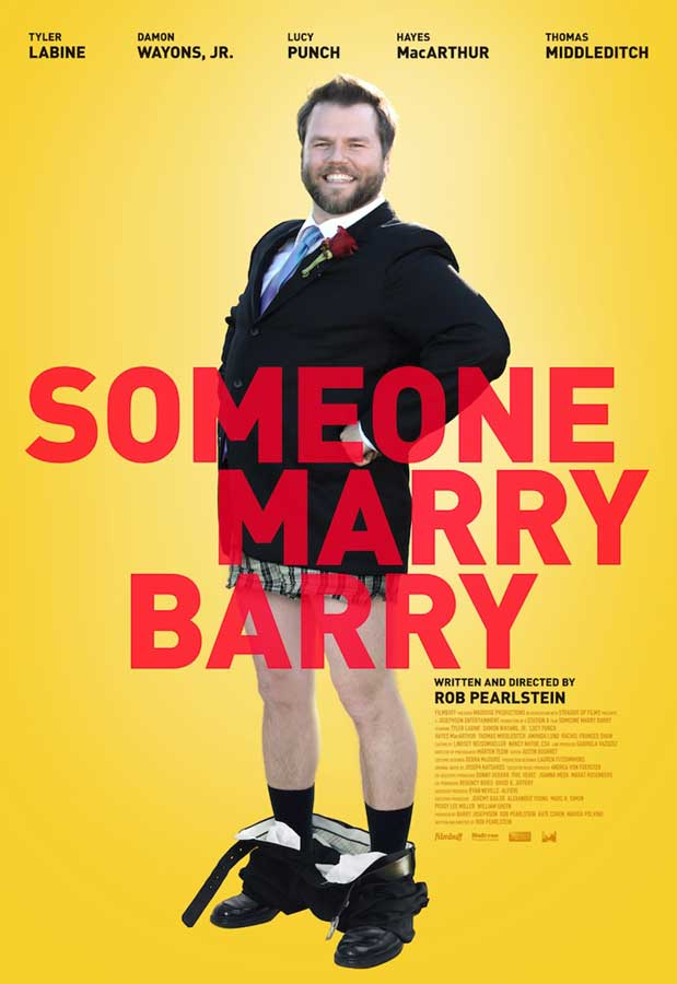 SomeoneMarryBarry_Poster