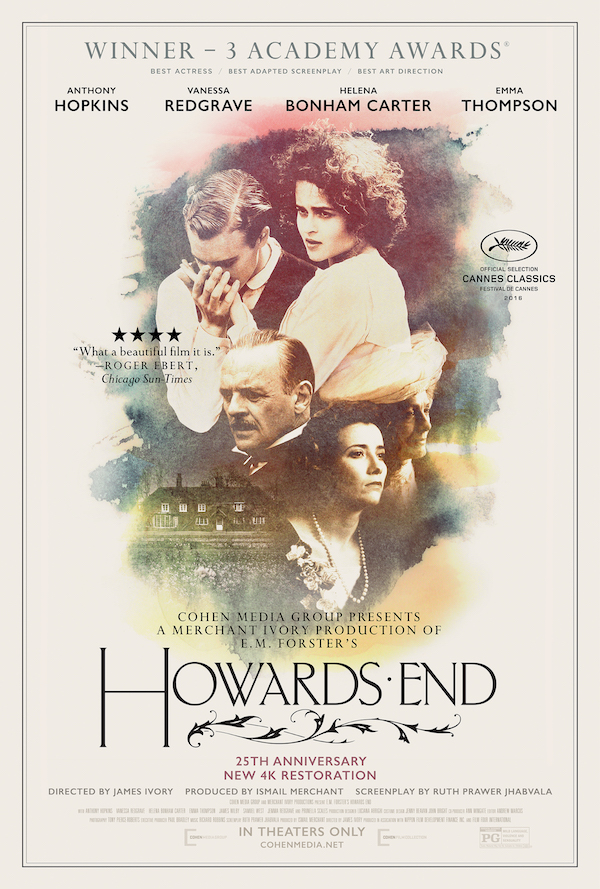 Howard's End (25th Anniversary)