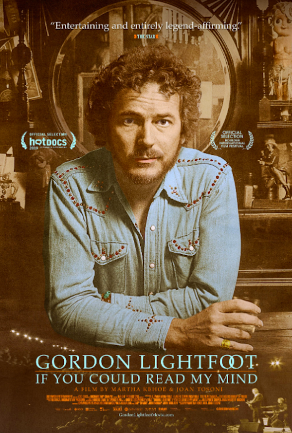 Gordon Lightfoot: If You Can Read My Mind